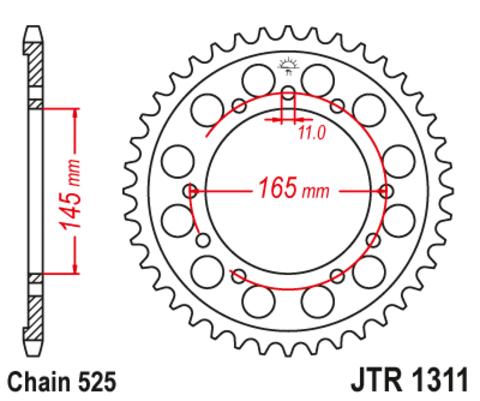 JTR1311