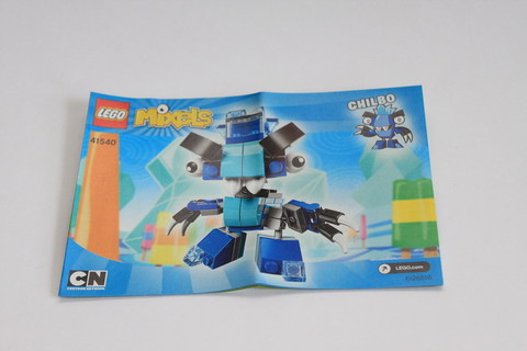 LEGO Mixels: Чилбо 41540 — Chilbo — Лего Миксели