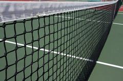 Сетка для большого тенниса СТАНДАРТНАЯ d=2.6мм.