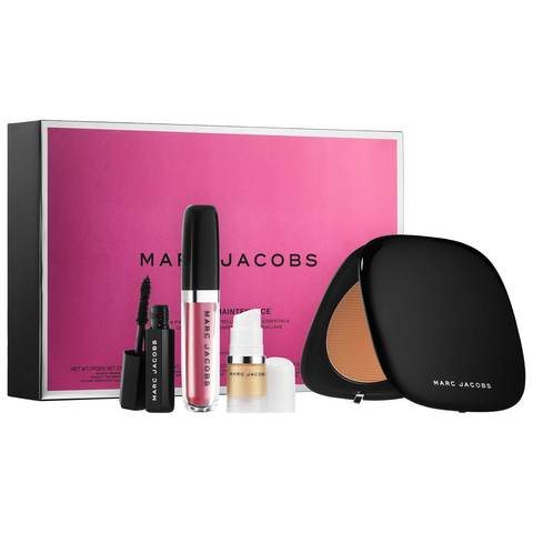 Marc Jacobs Glow Maintenance 4-piece set