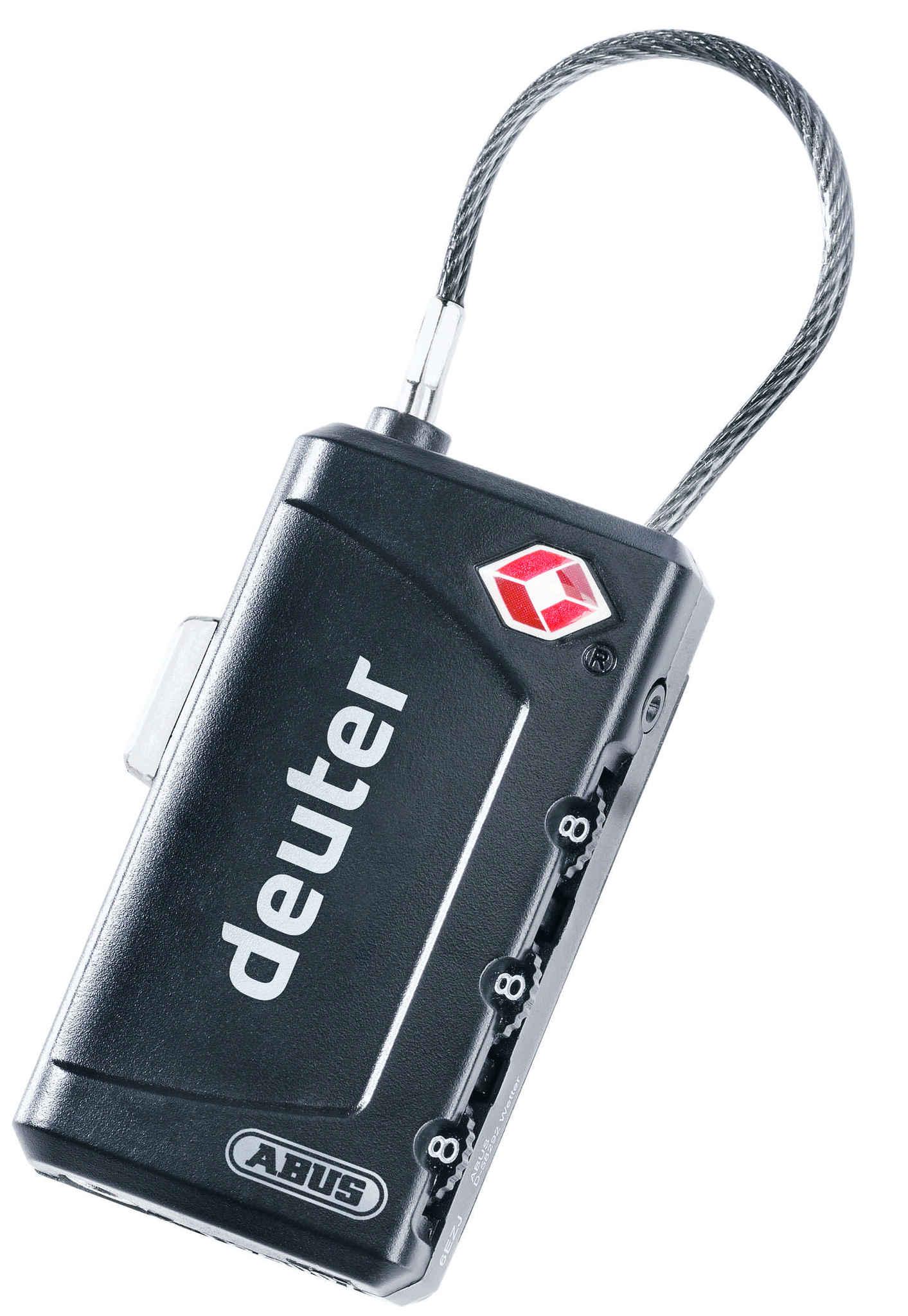 Новинки Замок Deuter TSA Cable Lock (2021) 3951321-7000-TSACableLock_black-D-00.jpg
