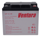 Аккумулятор Ventura GP 12-40 ( 12V 40Ah / 12В 40Ач ) - фотография