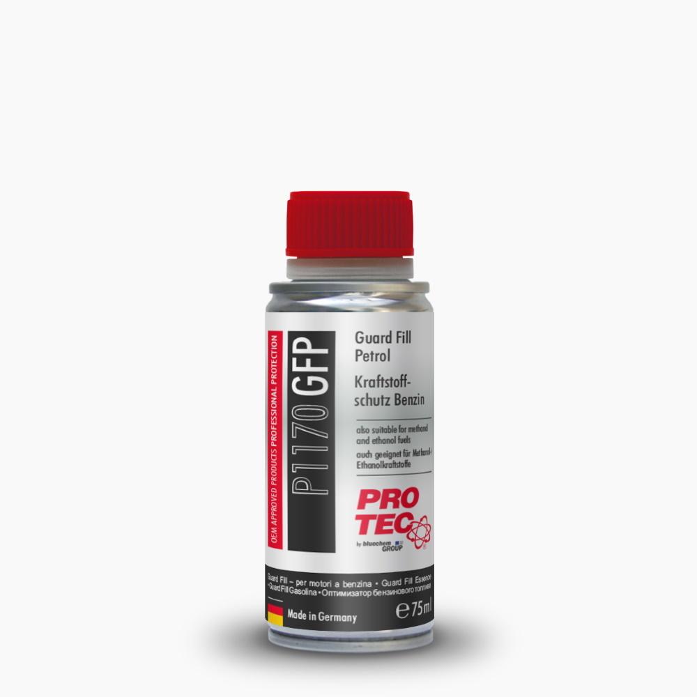P1170 PRO-TEC Оптимизатор бензина / Guard Fill Petrol (75 мл)