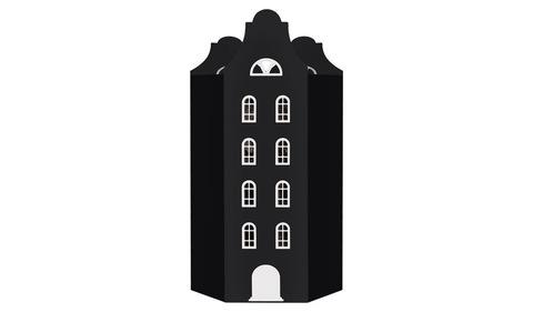 Детский шкаф-домик угловой-4 (Н)