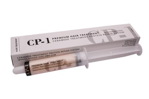 ESTHETIC HOUSE Маска для волос  ПРОТЕИНОВАЯ ESTHETIC HOUSE CP-1 Premium Protein Treatment, 25 мл