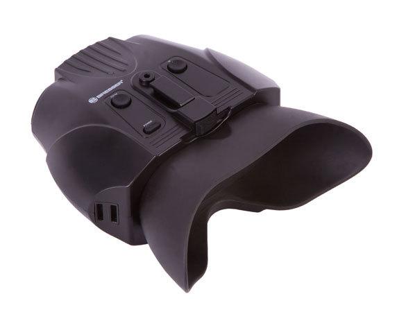 Бинокль ночного видения цифровой Bresser 1–2x, с креплением на голову - фото 3