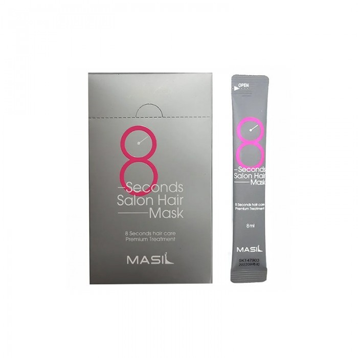 MASIL Набор масок для волос MASIL 8SECONDS SALON HAIR MASK stick pouch 8 мл miniatjura_maski_dlja_volos_masil_8_seconds_salon_hair_mask-700x700-1.jpg