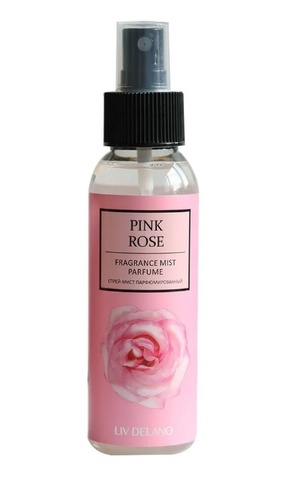 Liv-delano Спрей-мист парфюмированный Pink Rose 100 мл