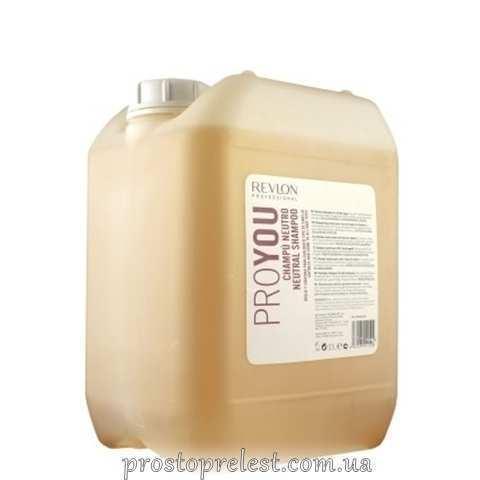 Revlon Professional Pro You Neutral Shampoo - Нейтральный шампунь