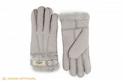 Перчатки UGG Fashion Belt Glove Grey