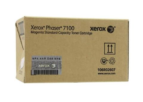 Картридж Xerox 106R02607 пурпурный