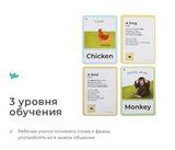 Animals. Карточки по английскому языку с животными