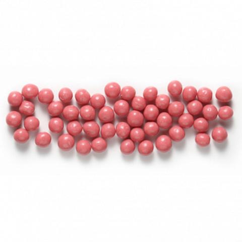 Жемчужины Callebaut рубиновый шоколад, 50гр