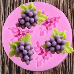 Силиконовый молд   Гроздья винограда