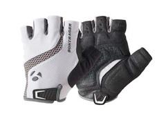 Велосипедные перчатки Bontrager короткие (белые)