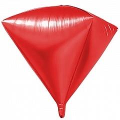 К 27''/69см, Алмаз, Красный, 1 шт.