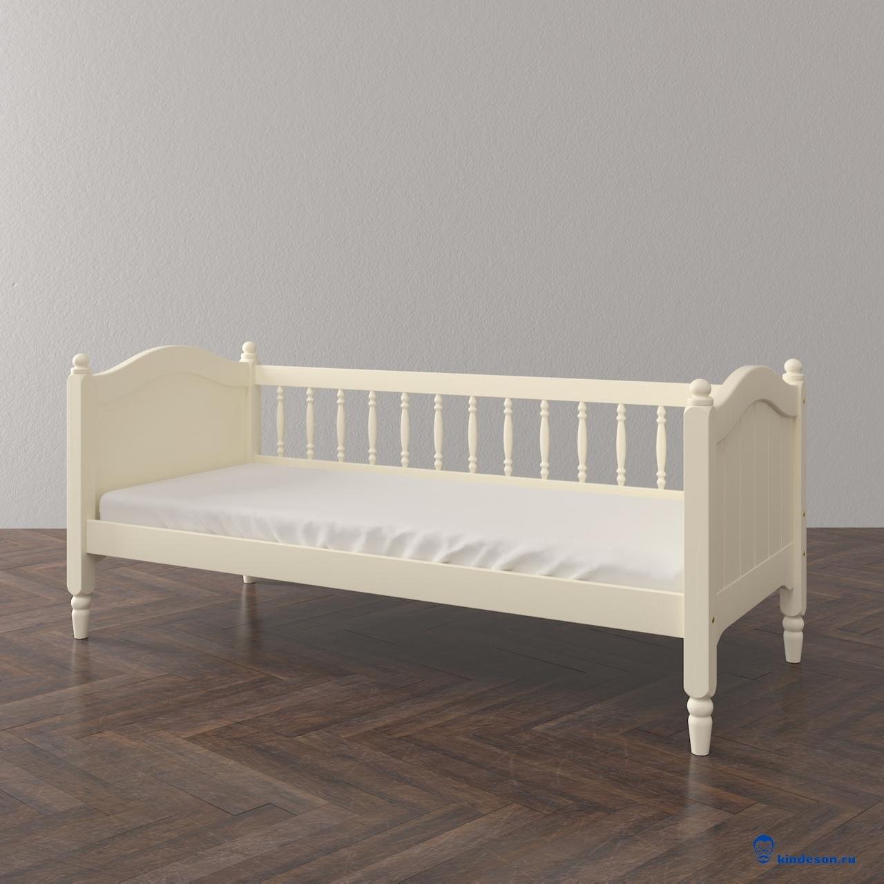 Кровать-диван Diadema (базовая комплектация). Дневная кровать в классическом стиле
