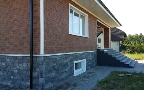 Фасадная панель Альта Профиль Бутовый камень Скандинавский 1128х470 мм