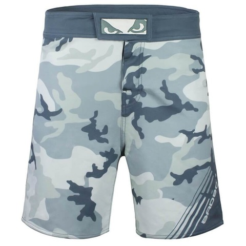 Шорты Bad Boy Soldier MMA Shorts - Grey Camo