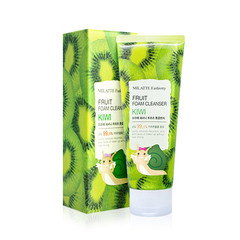 Очищающая пенка MILATTE Fashiony Fruit Foam Cleanser Kiwi 150ml