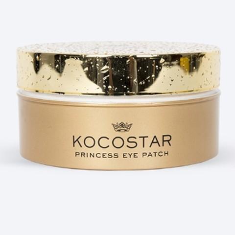 Kocostar Гидрогелевые патчи для глаз Золото 90г/ Princess Eye Patch (Gold)