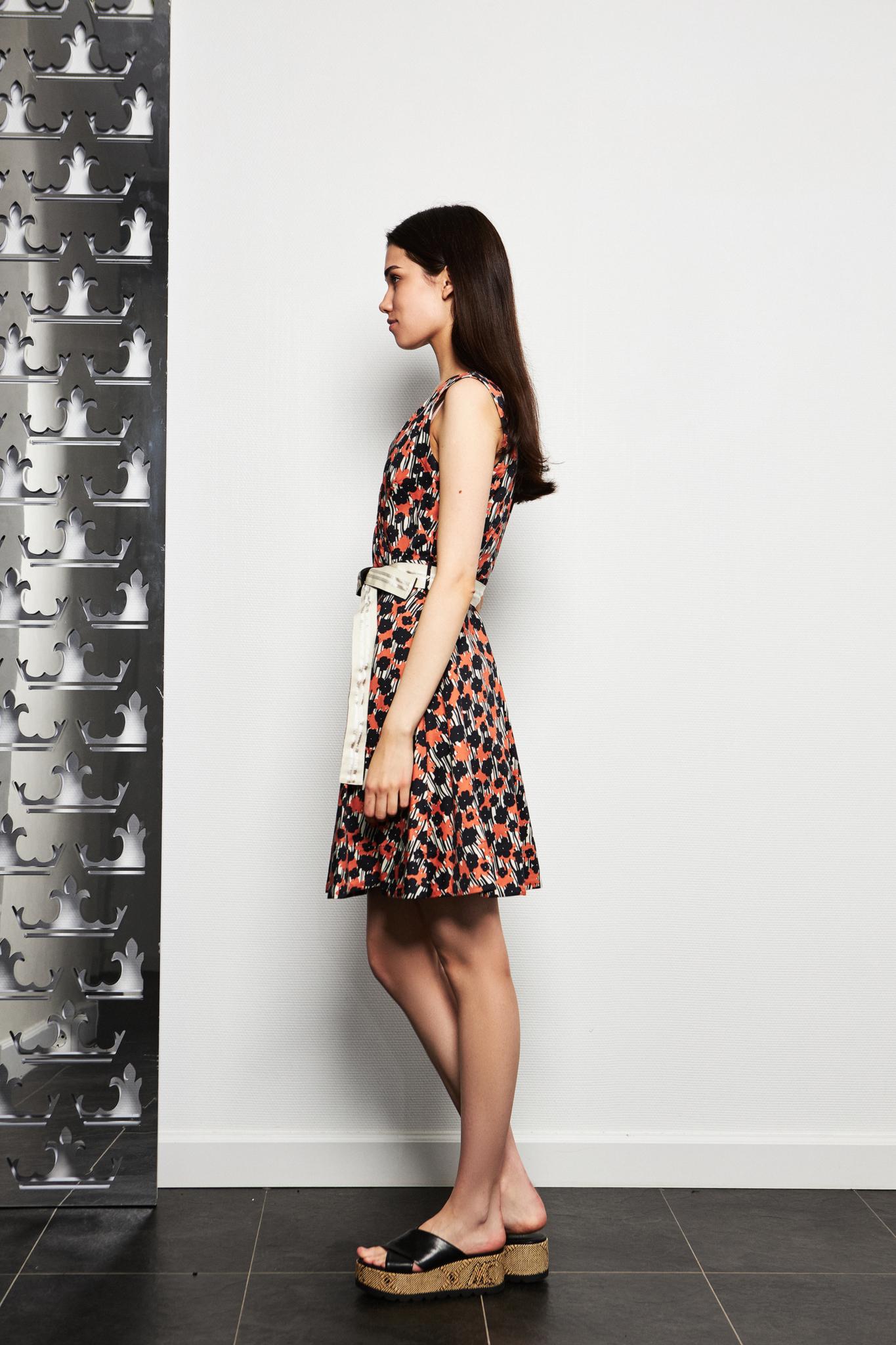Gotha Платье без рукава