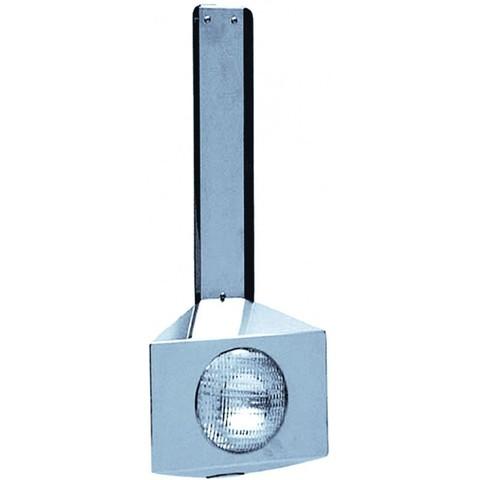 Светильник навесной Pahlen угловой 300Вт/12В, нержавеющая сталь AISI-316, кабель 2,5 м