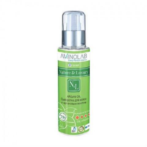 Сыворотка для волос с аргановым маслом, Nature & Luxury, 110мл
