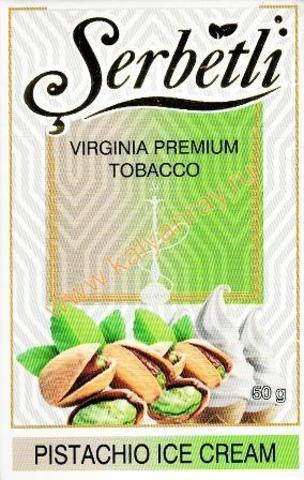 Serbetli Pistachio Ice Cream