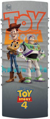 Многофункциональная бандана-труба детская Buff Original Woody&Buzz Multi фото 1