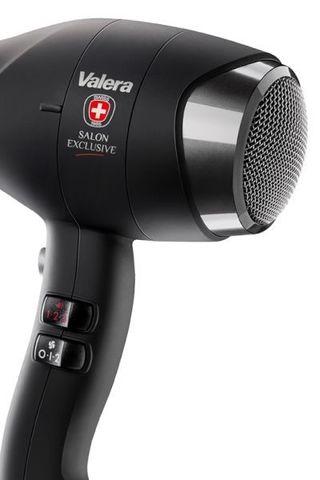 Фен Valera Dynamic Pro 4200, 2400 Вт, 2 насадки, черный