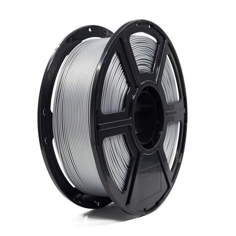 Tiger3D PLA+ пластик катушка, 1.75 мм 1кг, серебряная