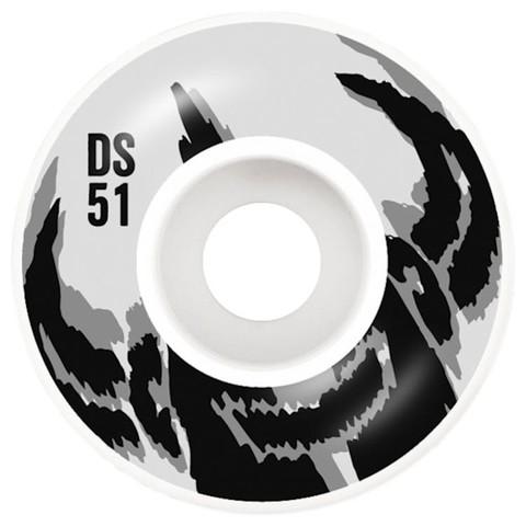 Колеса Darkstar Dissent Wheel Silver 51mm