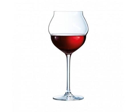 Набор из 6-и бокалов для красного вина  500 мл, артикул L9412. Серия Macaron
