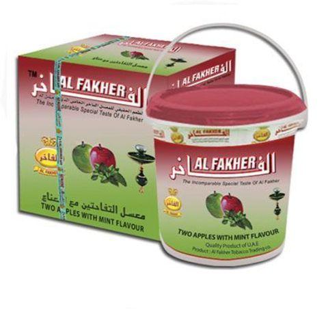Al Fakher - Двойное яблоко с мятой, килограмм