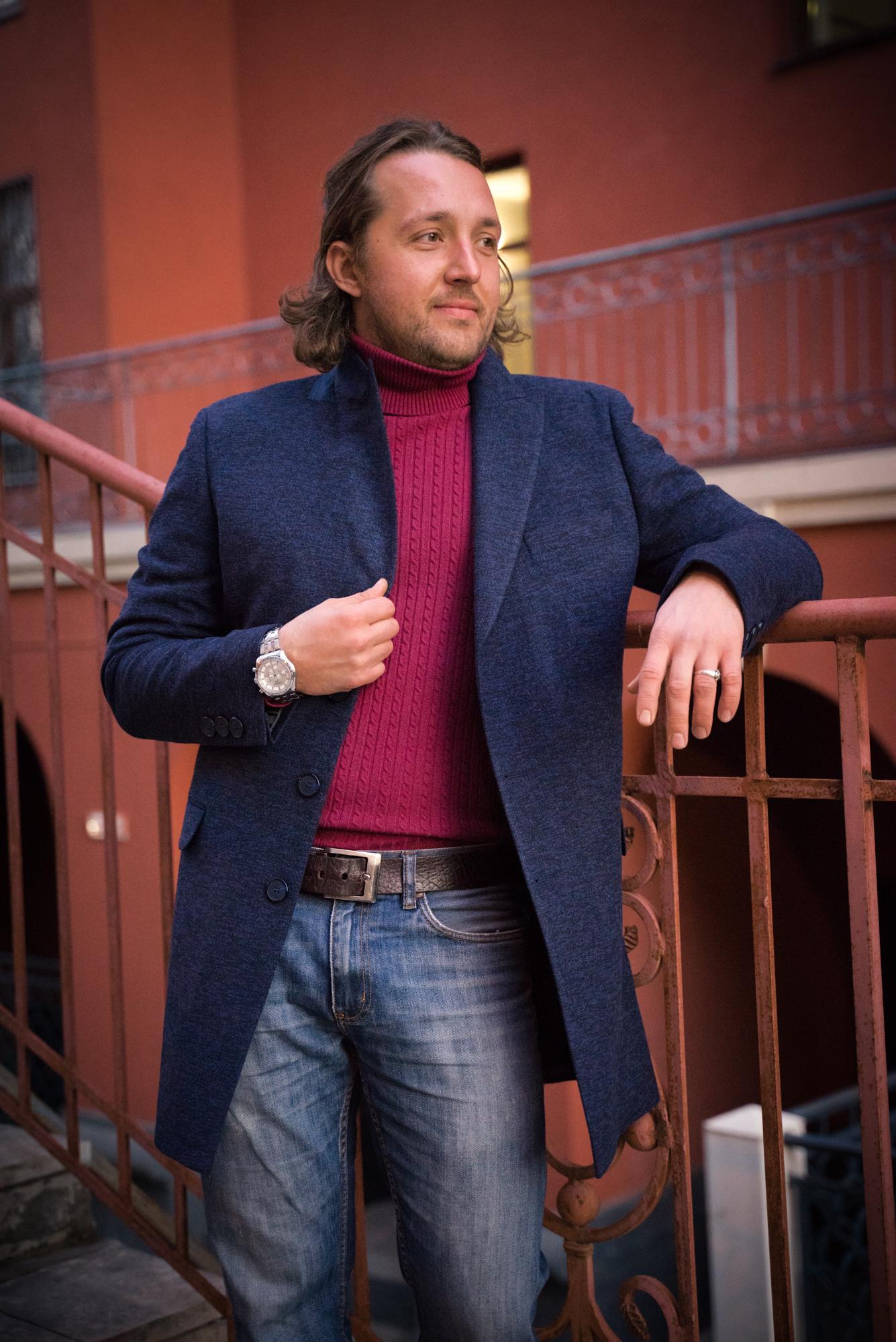 Пальто Пальто Slim Fit DSC09532.JPG