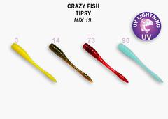 Силикон CRAZY FISH TIPSY 2