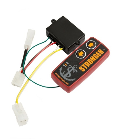 Радио модуль Stronger с пультом управления