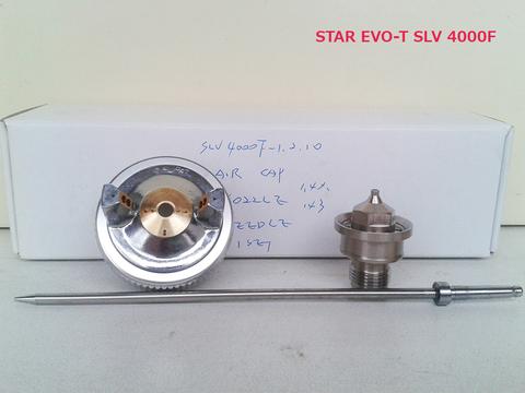 Сменный комплект STAR EVO-T SLV 4000F