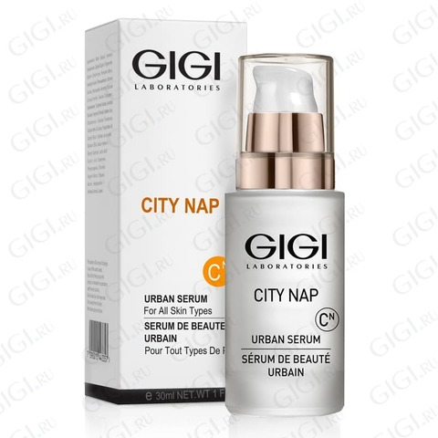 Gigi City NAP Urban Serum,  Скульптурирующая Сыворотка, 30мл.
