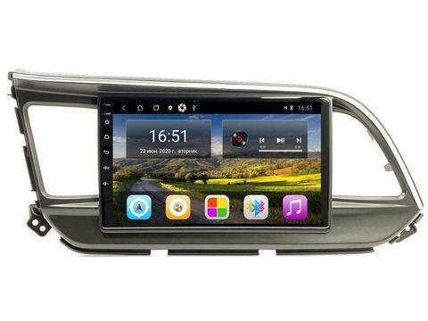 Магнитола для Hyundai Elantra (19-20) Android 11 2/16GB IPS модель CB-3335T3L
