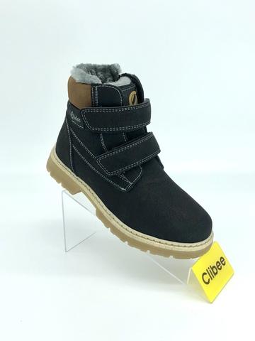 Clibee (зима) H201 Black 32-37