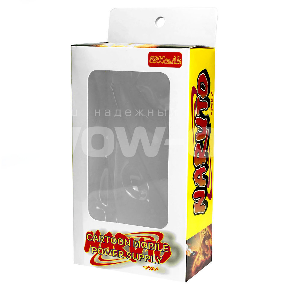 Power Bank NARUTO 8800mAh оптом