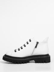 Кожаные ботинки Tuffoni 1020216 на меху