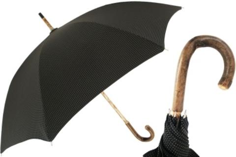 Зонт-трость Pasotti 140 - Punto CN 5 - Handle Ash (ясень)