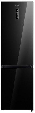 Холодильник Korting KNFC 62029 GN