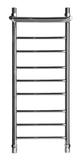 Галант-4 120х40 Полотенцесушитель водяной L44-124