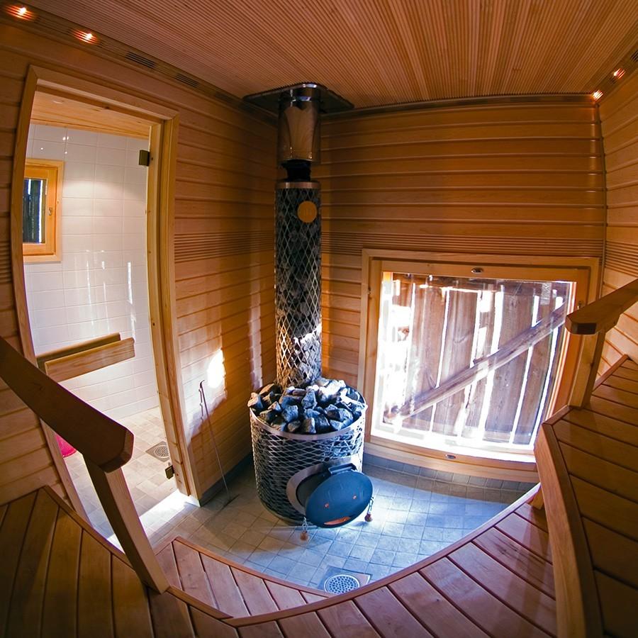 Печь для сауны IKI Original, фото 12