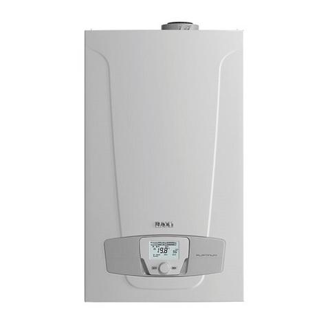 Котел газовый конденсационный BAXI LUNA Platinum+ 24 (двухконтурный, закрытая камера сгорания)