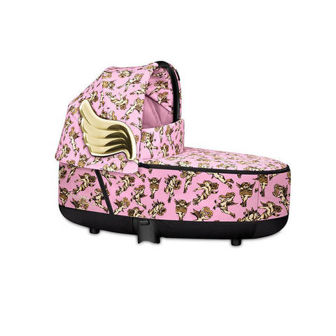 Спальный блок Cybex Lux Carrycot  Priam III by Jeremy Scott Cherubs Pink 2019